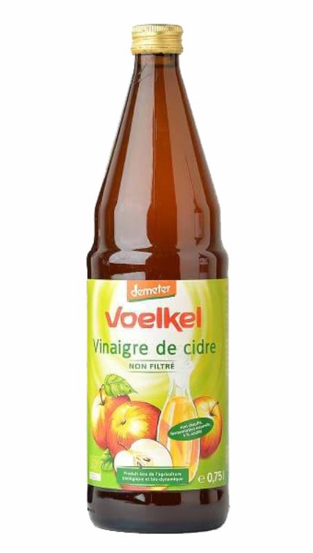 Vinagre de manzana Voelkel