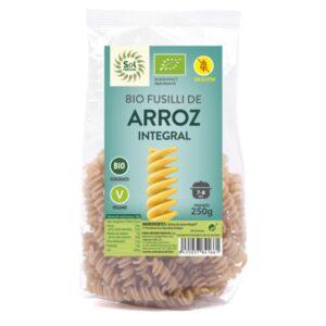 Espirales de arroz